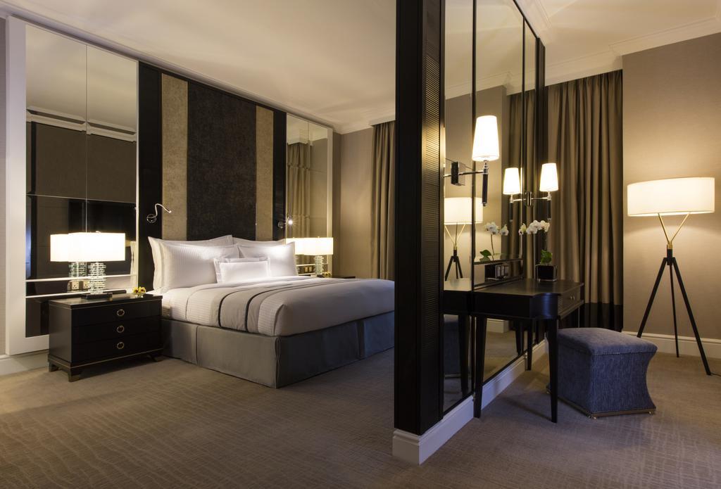 اتاق های هتل ریتز کارلتون کوالالامپور