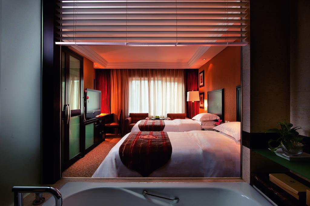 اتاق های هتل سان ورد داینستی پکن