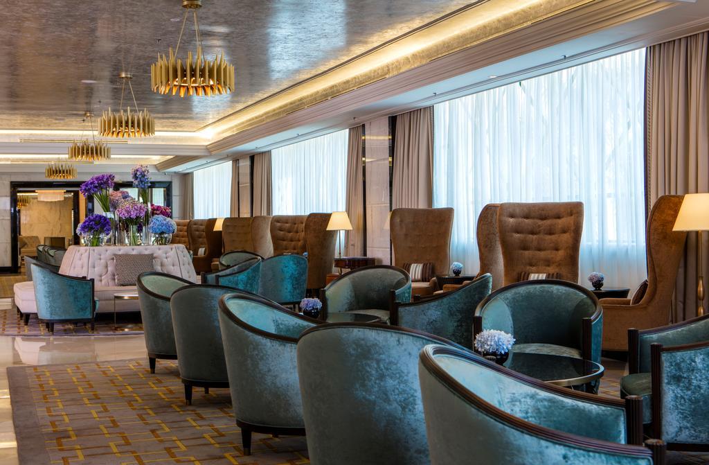 امکانات رفاهی و رستوران های هتل ریتز کارلتون کوالالامپور