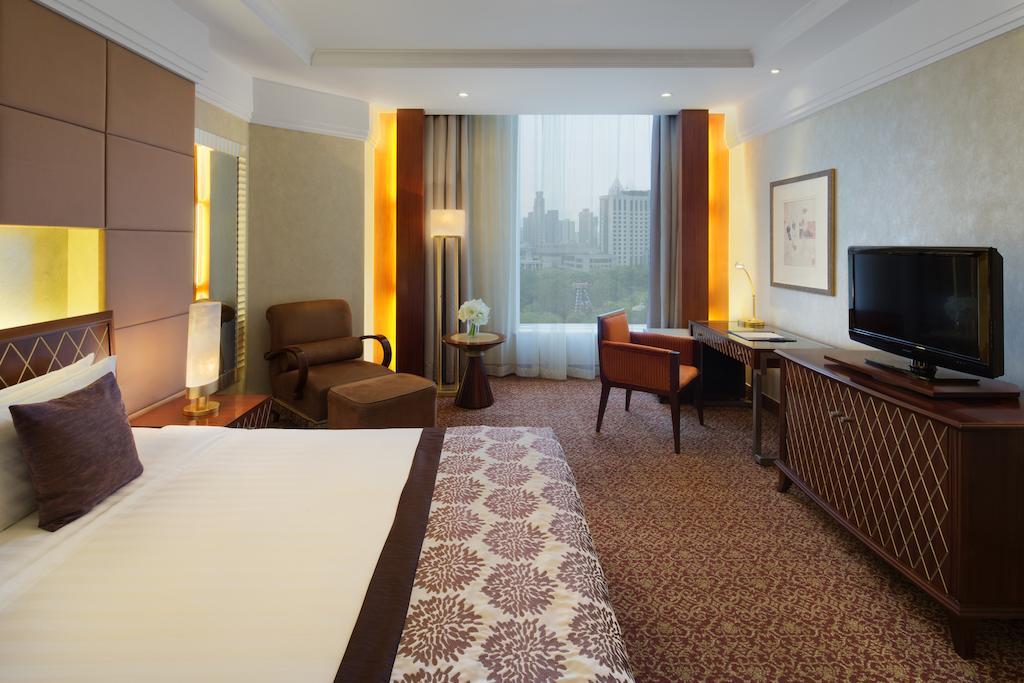 اتاق های هتل رادیسون بلو شانگهای