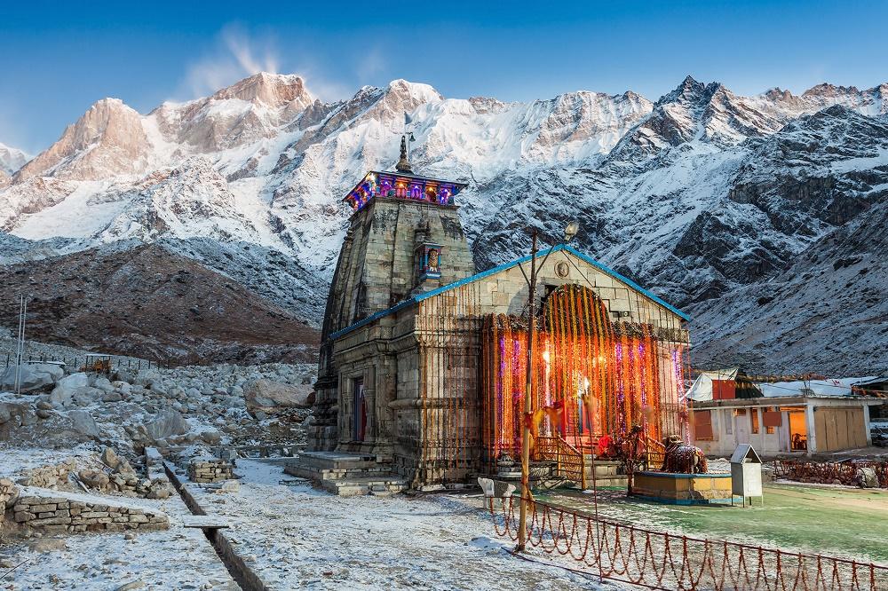 معبد کدارنات هند