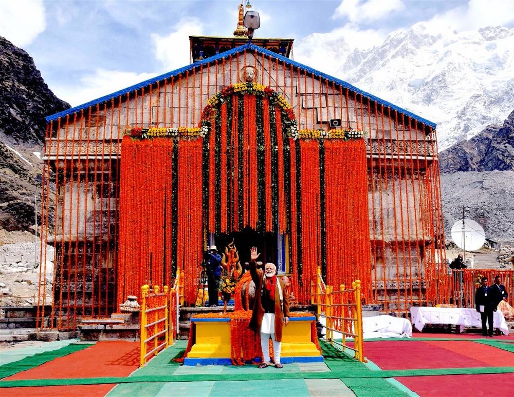زمان بازدید از معبد کدارنات هند و دیگر جاذبه های نزدیک به آن