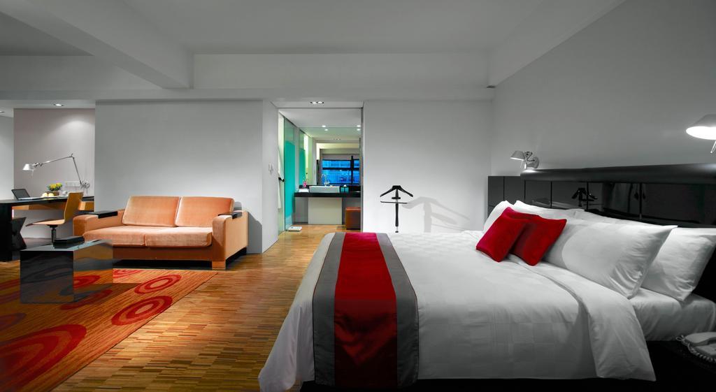 اتاق های هتل مایا کوالالامپور