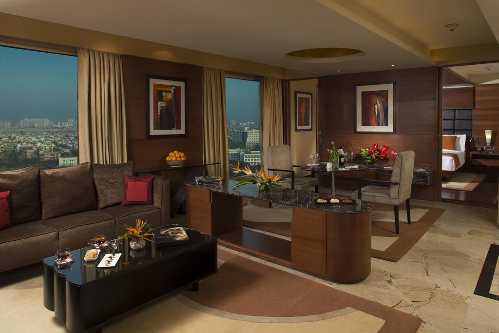 اتاق های هتل رادیسون بلو قاضی آباد دهلی