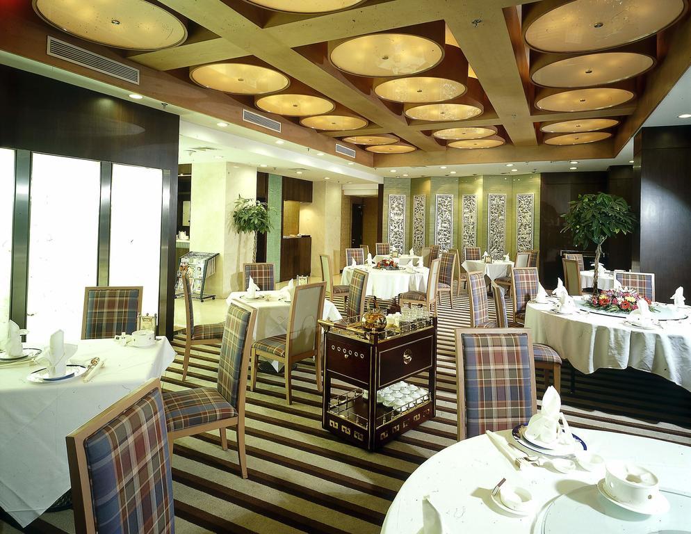 رستوران ها و امکانات رفاهی هتل پلازا پکن