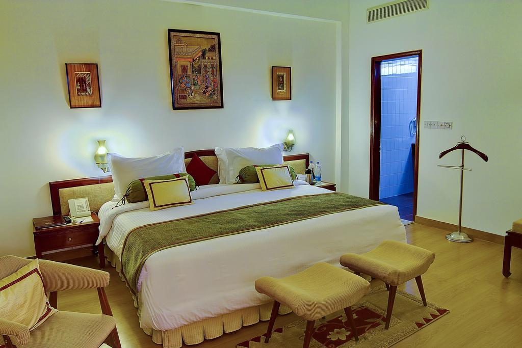 اتاق های هتل کلارکس شیراز آگرا