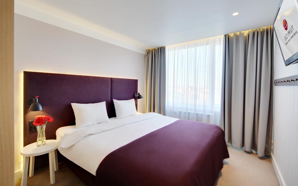 اتاق های هتل آزیموت سن پترزبورگ