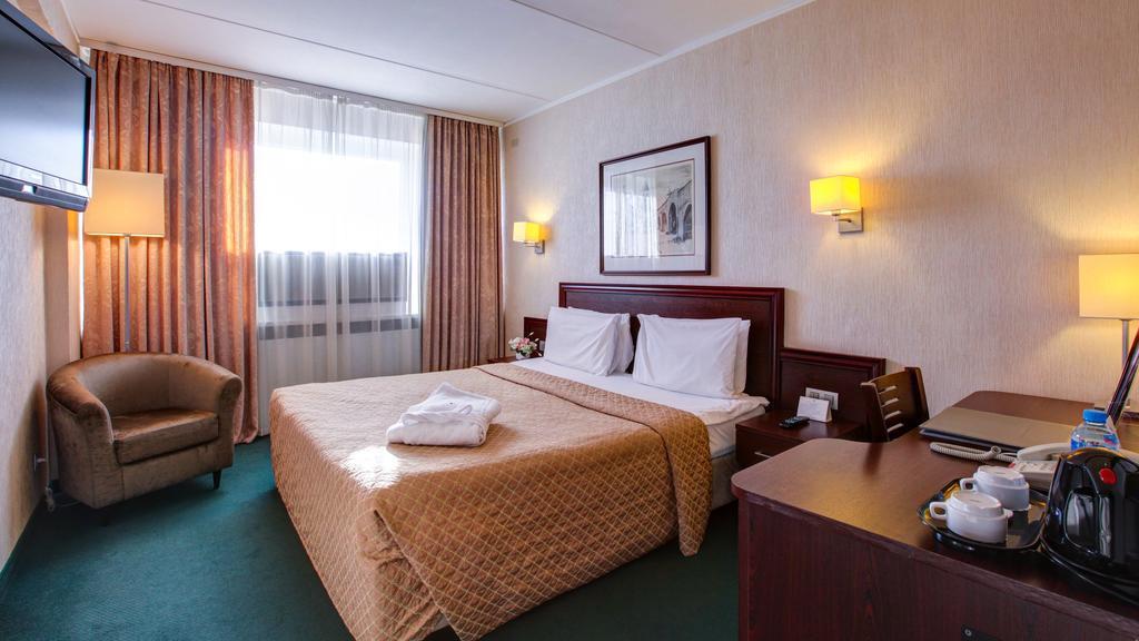 اتاق های هتل آئرو استار مسکو