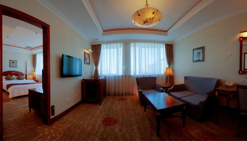 اتاق های هتل پلازا پکن