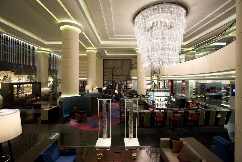 امکانات رفاهی و رستوران های هتل ماریوت سیتی وال پکن