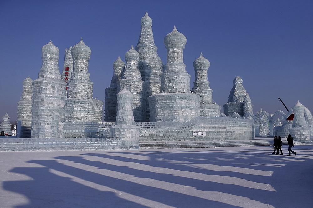 زمان شروع جشنواره یخ و برف هاربین چین