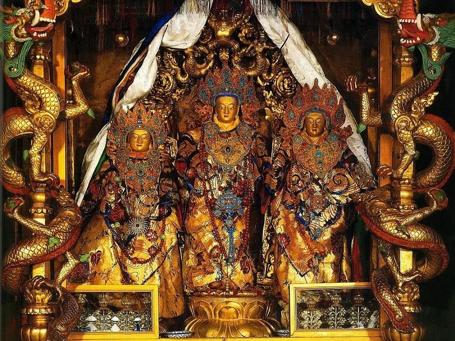 تاریخچه کاخ پوتالا چین