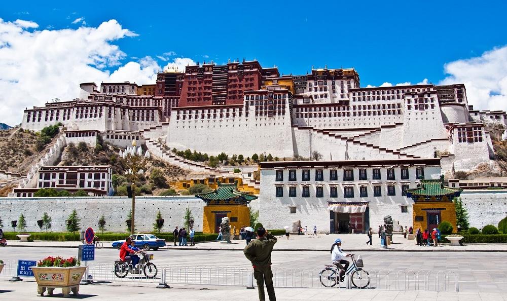 کاخ پوتالا چین