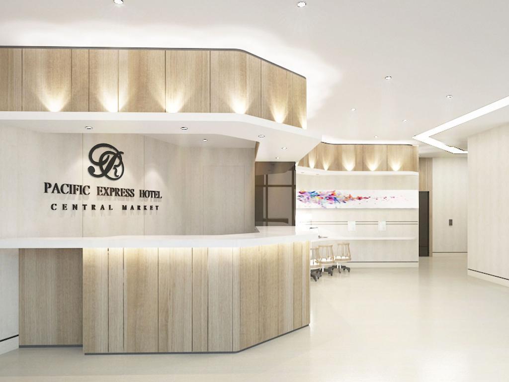 هتل پسیفیک اکسپرس کوالالامپور