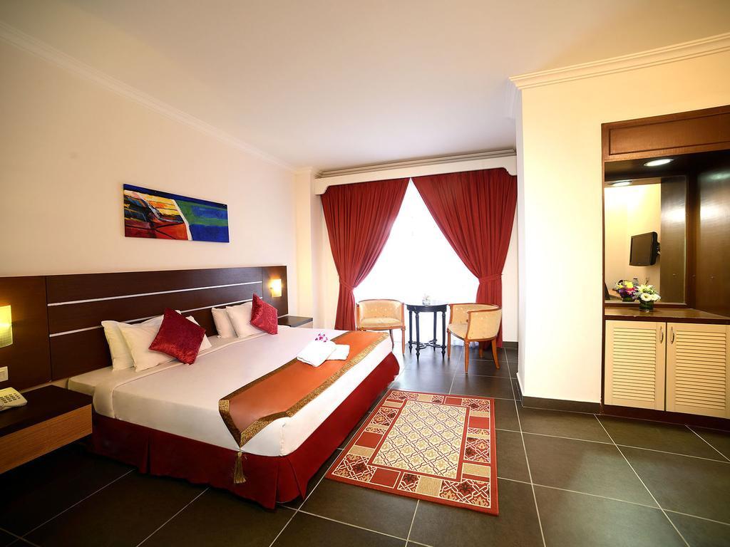 اتاق های هتل بلا ویستا اکسپرس لنکاوی