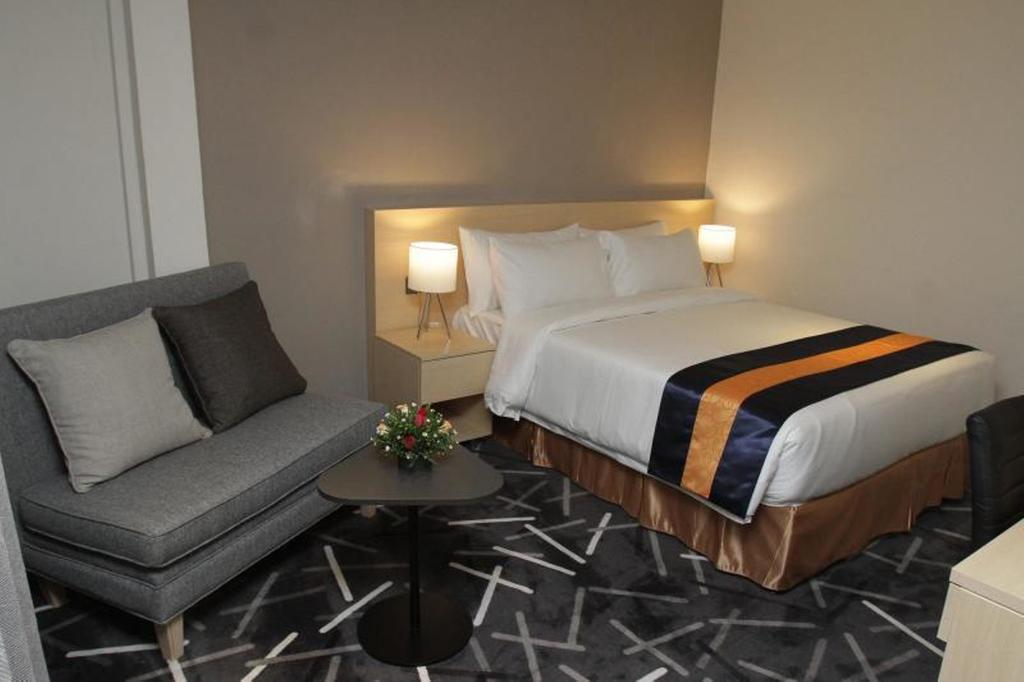 اتاق های هتل پسیفیک اکسپرس کوالالامپور