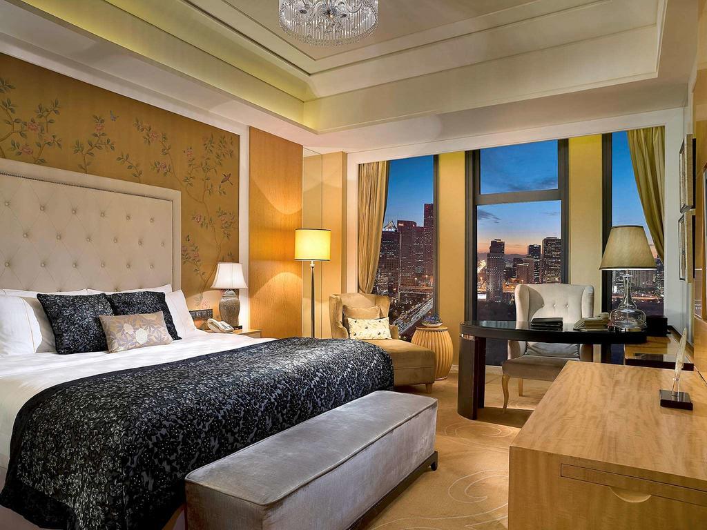 اتاق های هتل واندا ویستا پکن