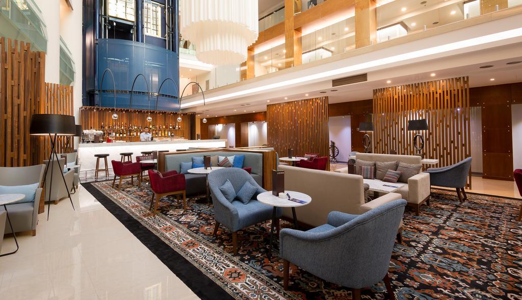 هتل رادیسون بلو ایروان