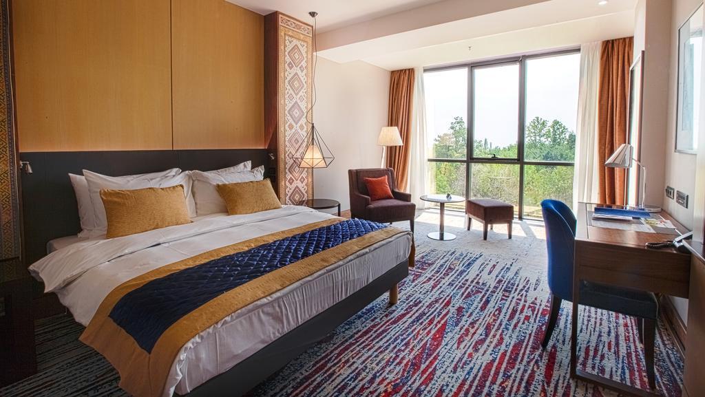 اتاق های هتل رادیسون بلو ایروان