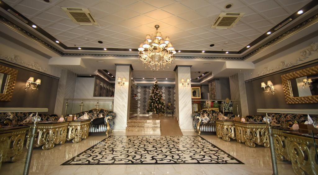 هتل ایمپریال پالاس ایروان