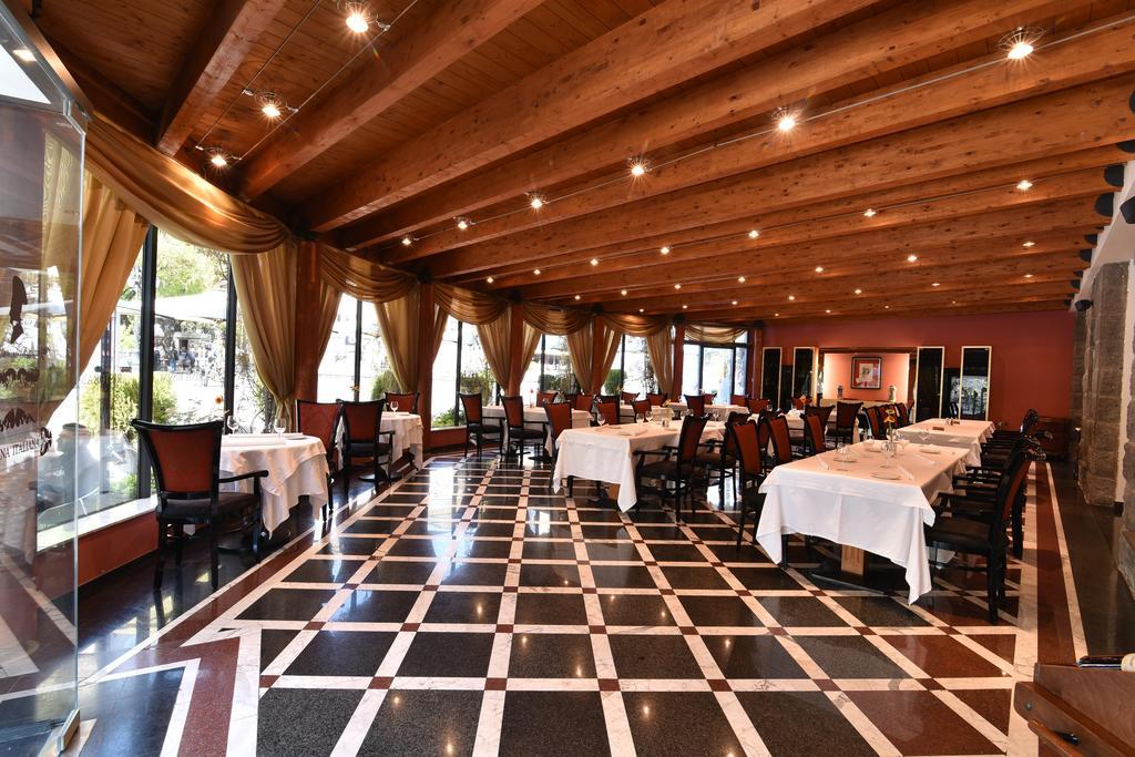 رستوران ها و امکانات رفاهی هتل گرند ایروان