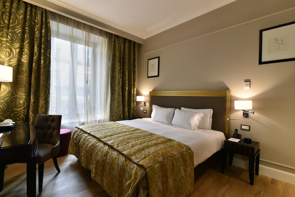 اتاق های هتل گرند ایروان