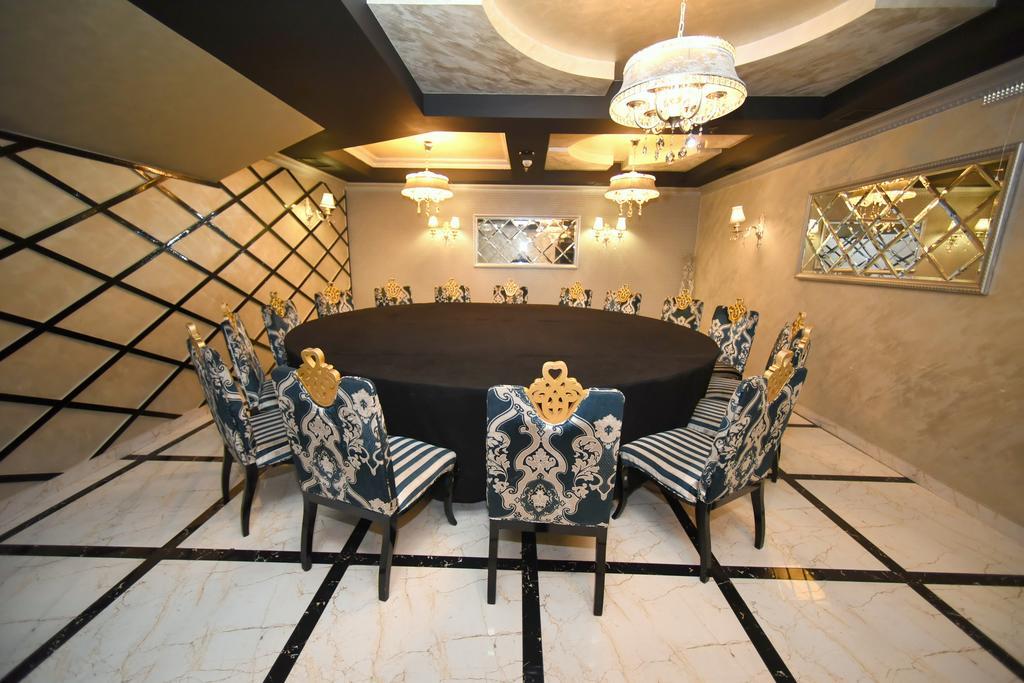 رستوران ها و امکانات رفاهی هتل ایمپریال پالاس ایروان