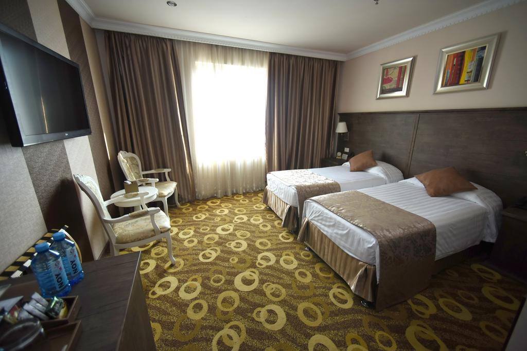 اتاق های هتل ایمپریال پالاس ایروان