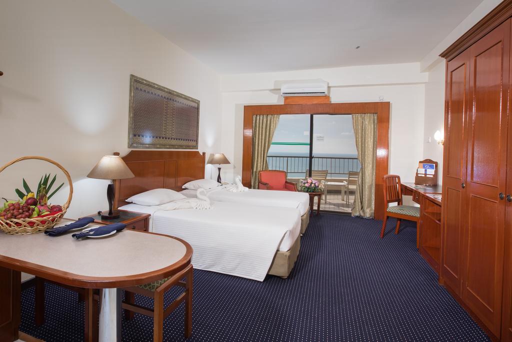 اتاق های هتل رینبو پارادایس پنانگ مالزی
