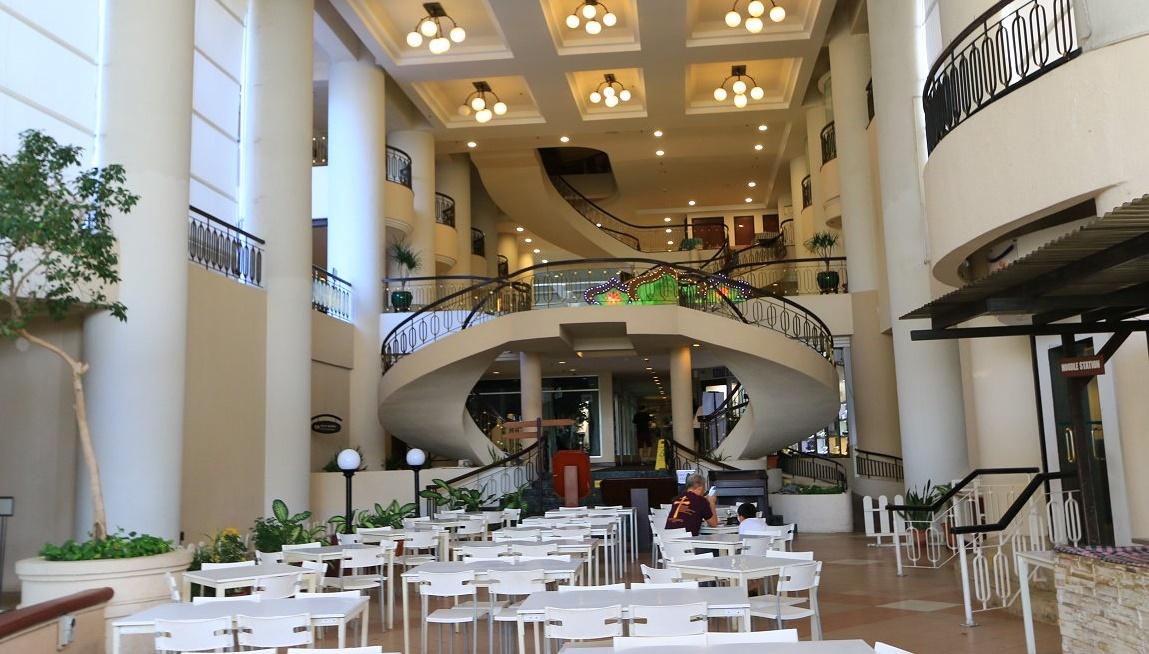 هتل رینبو پارادایس پنانگ مالزی