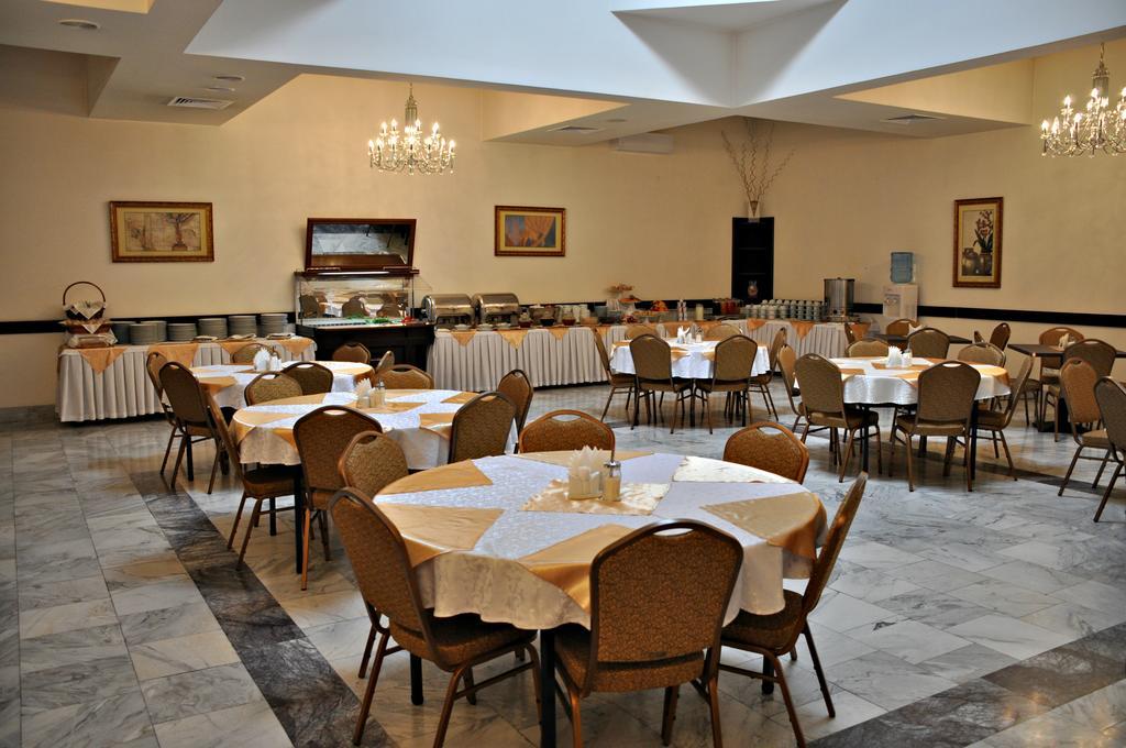 رستوران های هتل رجینه ایروان ارمنستان