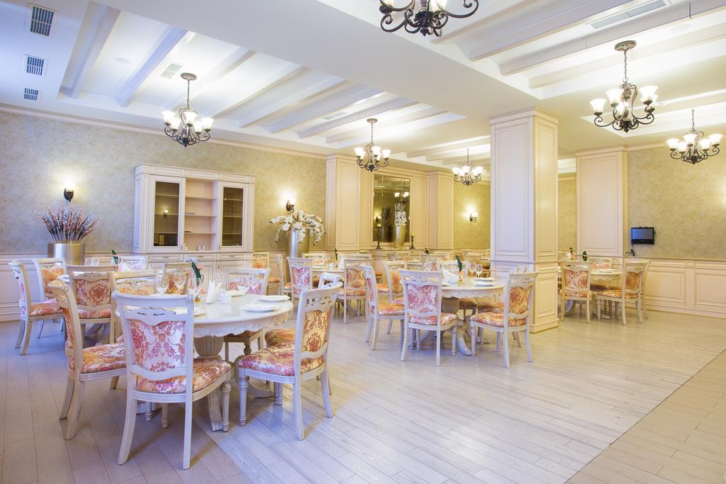 رستوران های هتل دیاموند هاوس ایروان ارمنستان