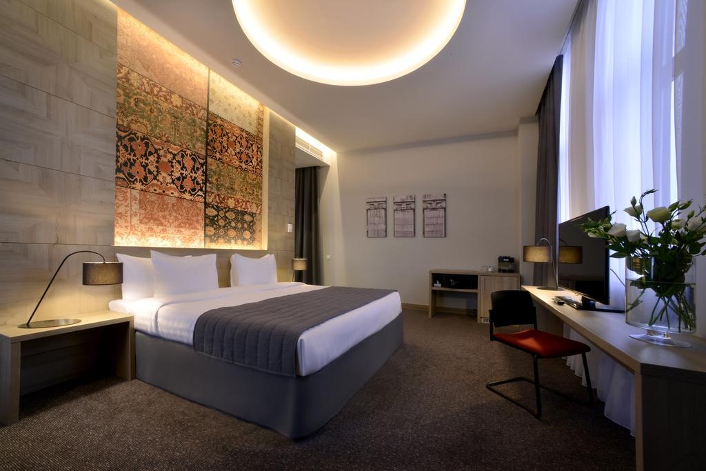 اتاق های هتل ریپابلیکا ایروان ارمنستان