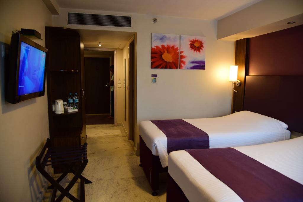 اتاق های هتل پریمیر این دهلی هند