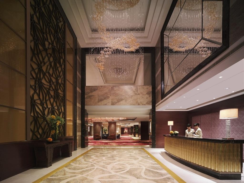 هتل شانگری لا چاینا ورلد پکن چین