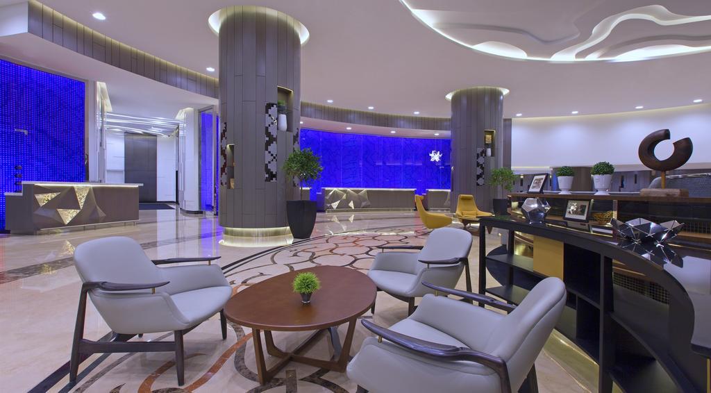 امکانات رفاهی و رستوران های هتل لی مریدین کوالالامپور مالزی