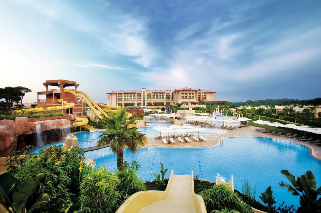 هتل رگنوم کاریا (Regnum Carya) آنتالیا