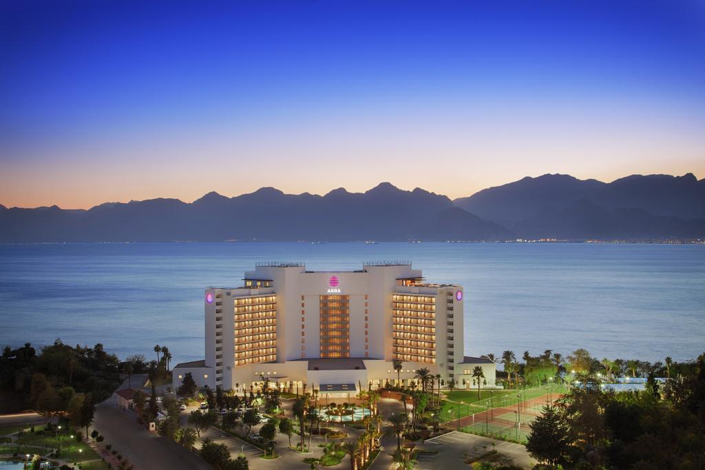 هتل آکرا باروت (Akra Barut Hotel) آنتالیا