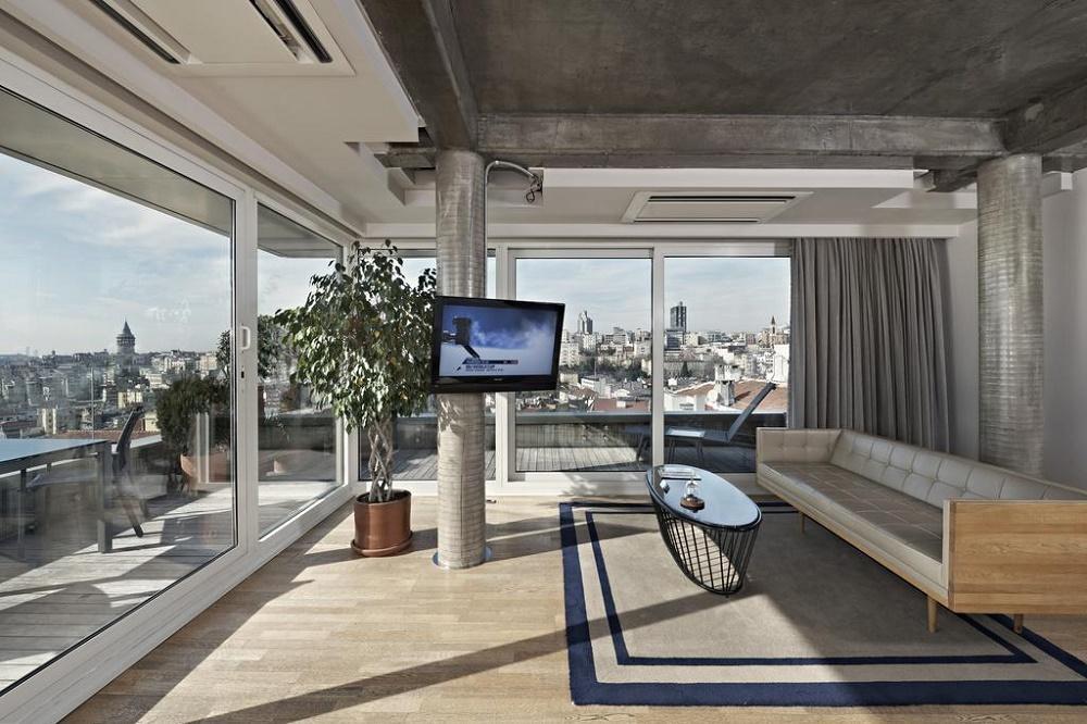 هتل ویت سوئیت (Witt Istanbul Suites) استانبول