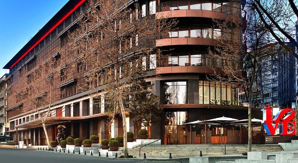 هتل سنت رجیس (The St. Regis Istanbul) استانبول