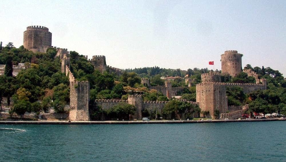 قلعه روملی حصار استانبول