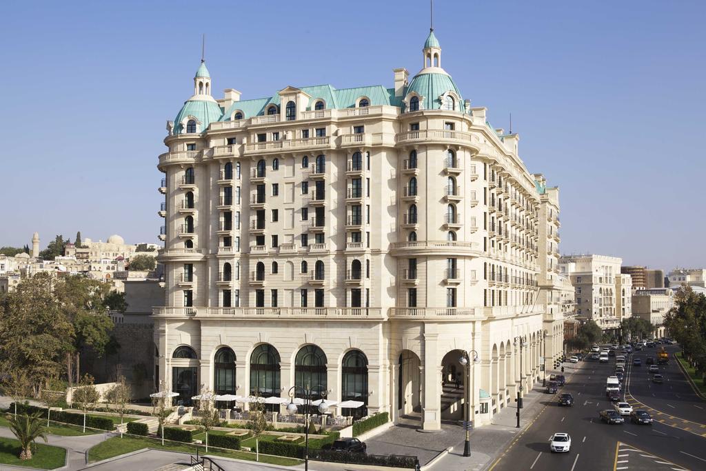 هتل فورسیزن باکو (Four Seasons Hotel Baku)