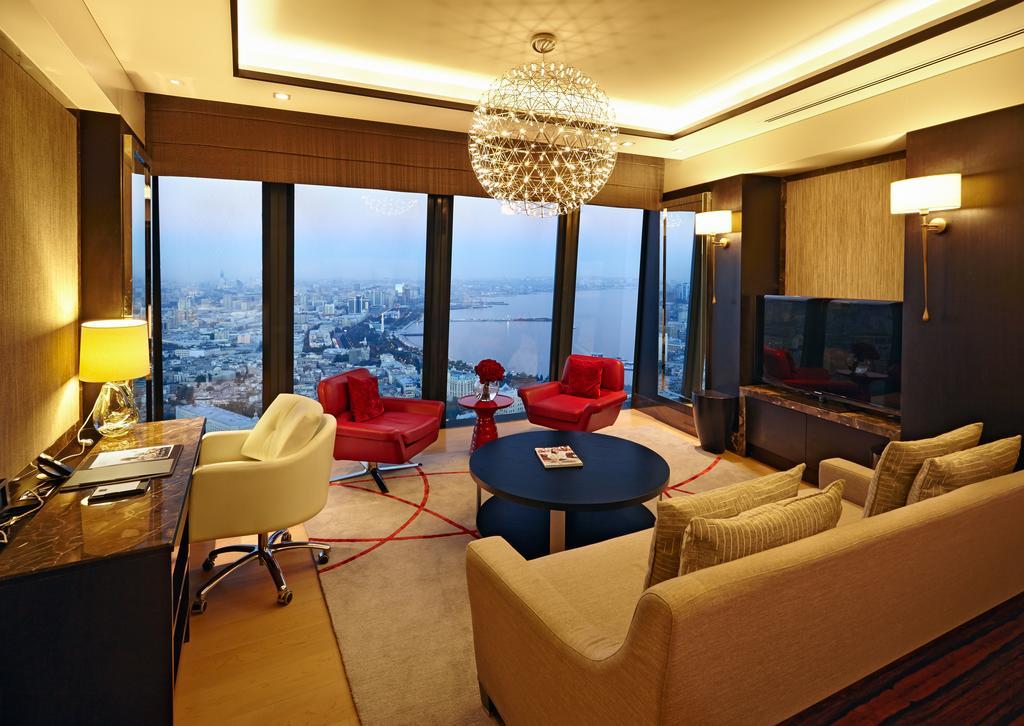 هتل فرمنت برج های شعله باکو (Fairmont Baku)