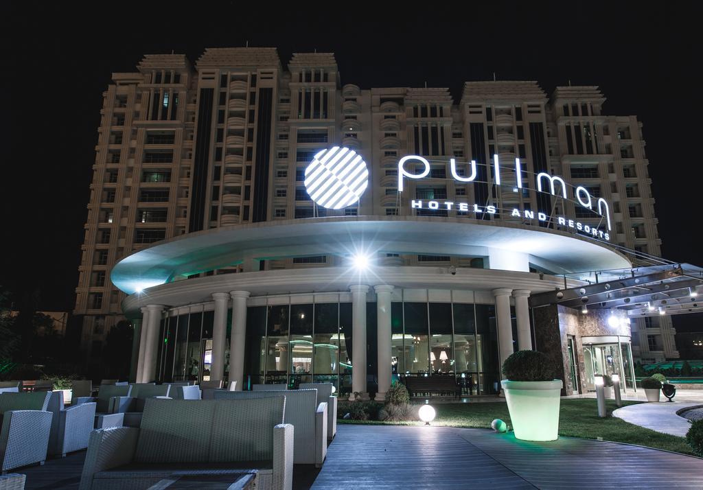 هتل پولمن باکو (Pullman Baku)