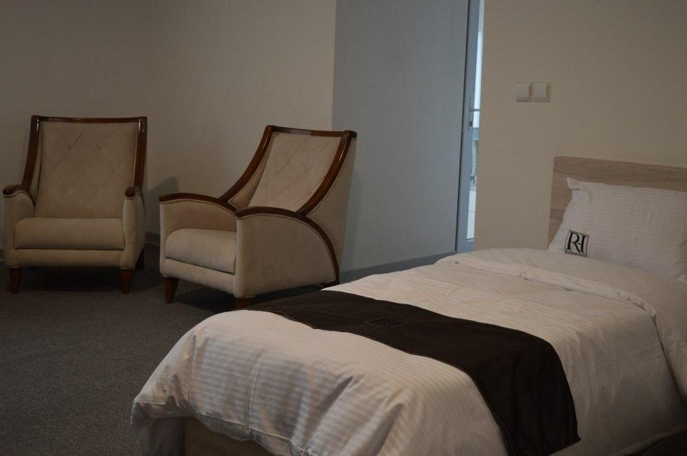 اتاق های هتل ریحان قشم