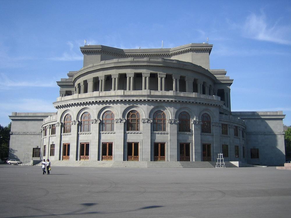ساختمان اپرا ارمنستان