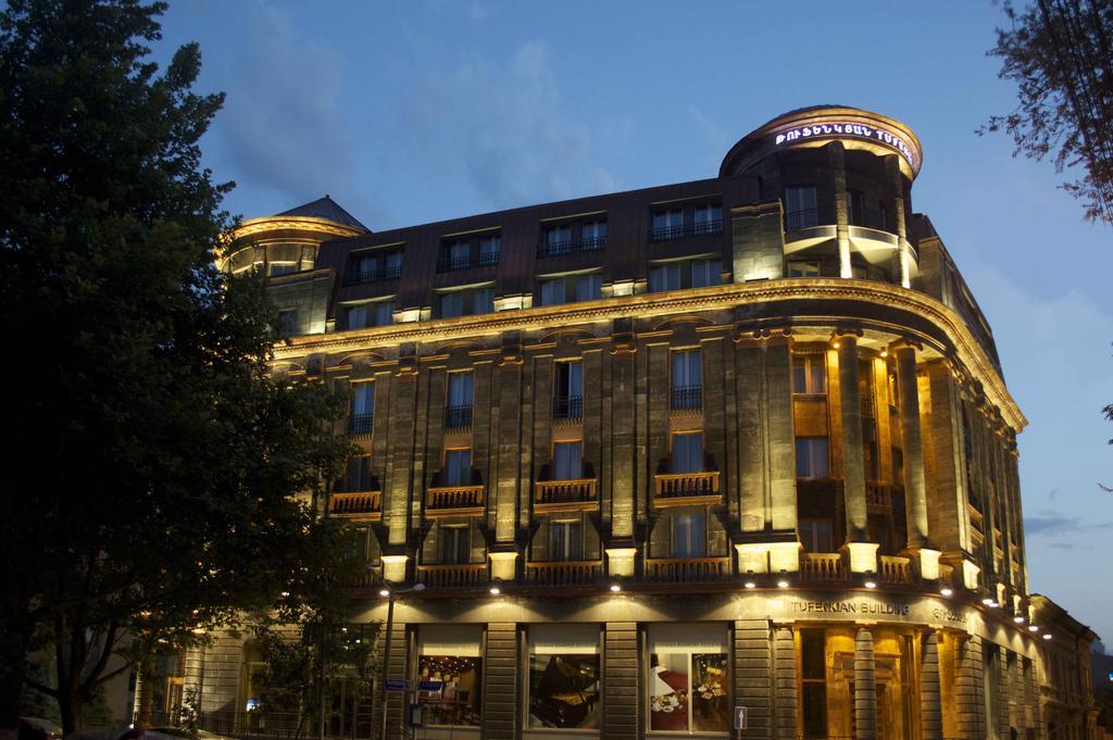 هتل توفنکیان هیستوریک ایروان