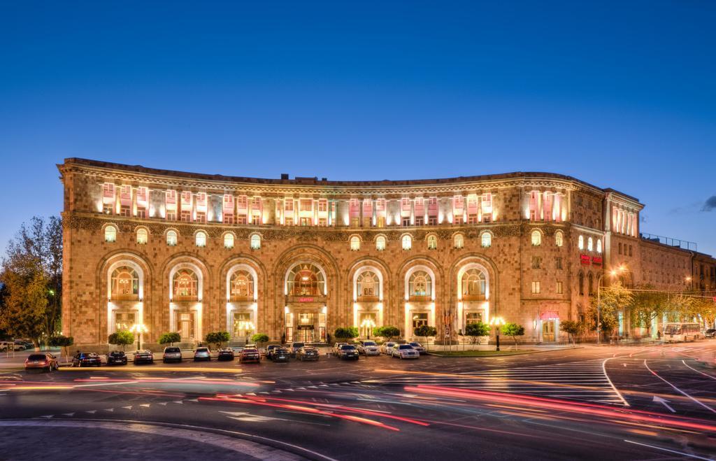 هتل ارمنیا ماریوت ایروان