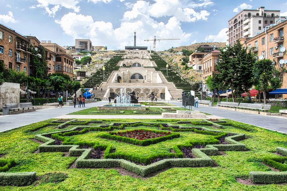 هزار پله در ارمنستان