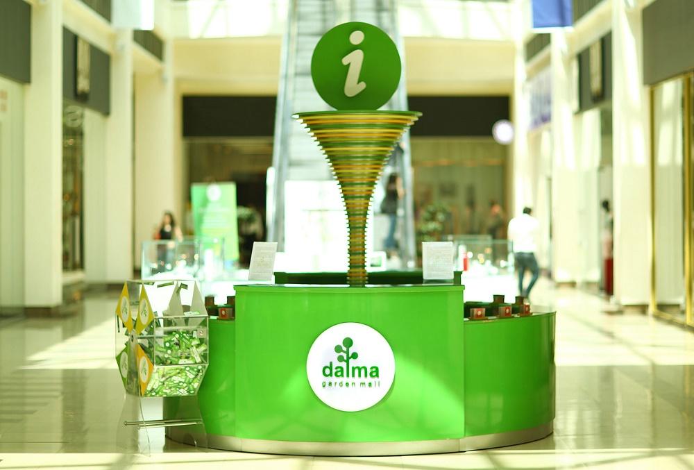 بهترین زمان خرید از مرکز خرید دالما گاردن ارمنستان